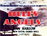 Hell's Angels - 27 x 40 Movie Poster - Style C