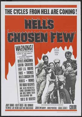 Hell's Chosen Few - 27 x 40 Movie Poster - Style A