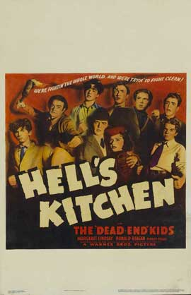 Hell's Kitchen - 11 x 17 Movie Poster - Style B