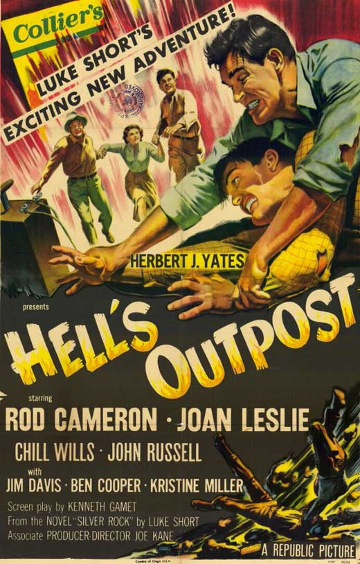 Hell s Outpost movie