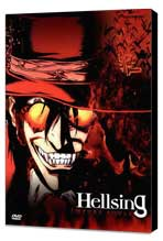 Hellsing (TV) - 11 x 17 TV Poster - Style A - Museum Wrapped Canvas