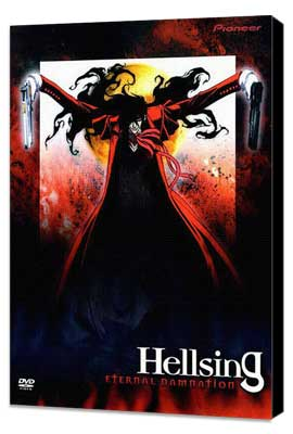 Hellsing (TV) - 11 x 17 TV Poster - Style B - Museum Wrapped Canvas