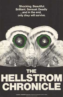 The Hellstrom Chronicle - 11 x 17 Movie Poster - Style A