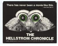 The Hellstrom Chronicle - 11 x 14 Movie Poster - Style B