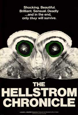 The Hellstrom Chronicle - 27 x 40 Movie Poster - Style A