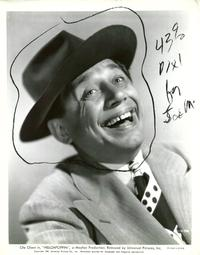 Hellzapoppin - 8 x 10 B&W Photo #1