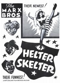 Helter Skelter - 11 x 17 Movie Poster - Style A
