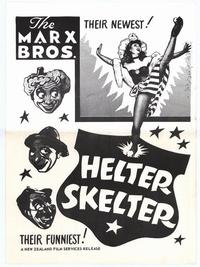 Helter Skelter - 27 x 40 Movie Poster - Style A