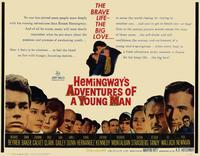 Hemingways Adventures of a Young Man - 11 x 14 Movie Poster - Style A
