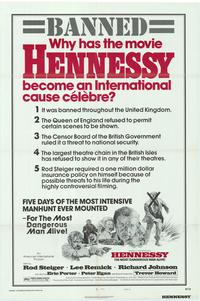 Hennessy - 11 x 17 Movie Poster - Style A