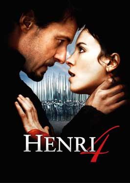 Henri 4 - 11 x 17 Movie Poster - German Style A