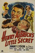 Henry Aldrich's Little Secret