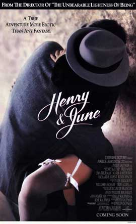 Henry & June - 11 x 17 Movie Poster - Style A