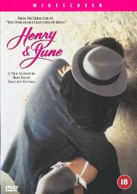 Henry & June - 11 x 17 Movie Poster - UK Style A
