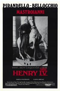 Henry IV - 27 x 40 Movie Poster - Style A