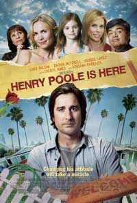 Henry Poole Is Here - 11 x 17 Movie Poster - Style B