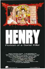 Henry: Portrait of a Serial Killer - 27 x 40 Movie Poster - Style B