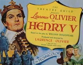 Henry V - 11 x 14 Movie Poster - Style A