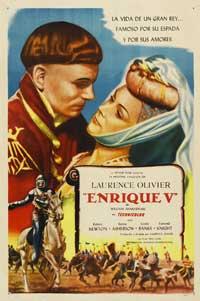 Henry V - 11 x 17 Movie Poster - Spanish Style B