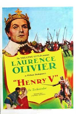 Henry V - 11 x 17 Movie Poster - Style A