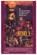 Henry V - 27 x 40 Movie Poster - Style A