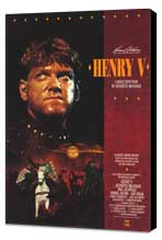 Henry V - 11 x 17 Movie Poster - Style B - Museum Wrapped Canvas