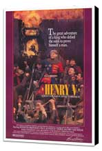 Henry V - 27 x 40 Movie Poster - Style A - Museum Wrapped Canvas
