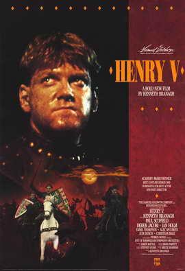 Henry V - 11 x 17 Movie Poster - Style B