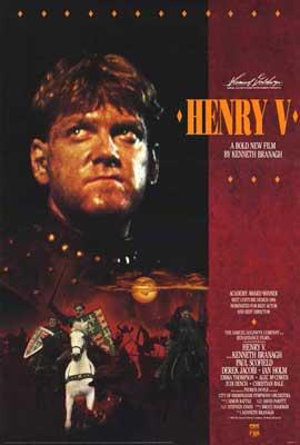 Henry V - 27 x 40 Movie Poster - Style B
