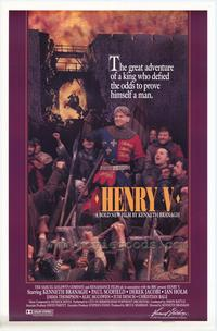 Henry V - 43 x 62 Movie Poster - Bus Shelter Style A
