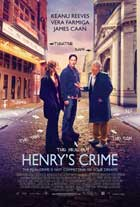 Henry's Crime - 11 x 17 Movie Poster - Style A