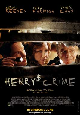 Henry's Crime - 11 x 17 Movie Poster - UK Style A