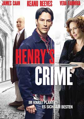 Henry's Crime - 27 x 40 Movie Poster - German Style A