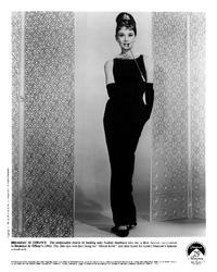 Audrey Hepburn - 8 x 10 B&W Photo #3