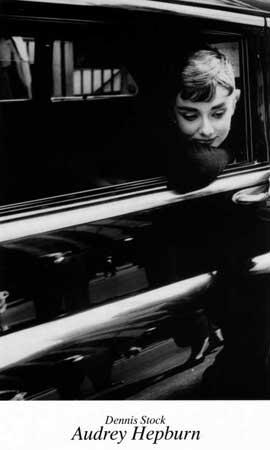 Audrey Hepburn - 11 x 17 Movie Poster - Style B