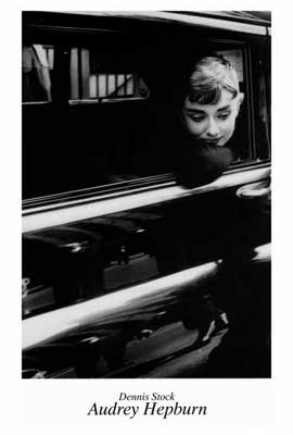 Audrey Hepburn - 27 x 40 Movie Poster - Style B