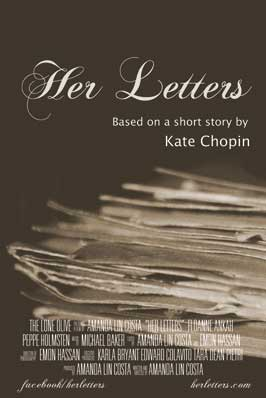 Her Letters - 43 x 62 Movie Poster - Bus Shelter Style A