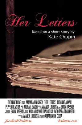 Her Letters - 11 x 17 Movie Poster - Style B