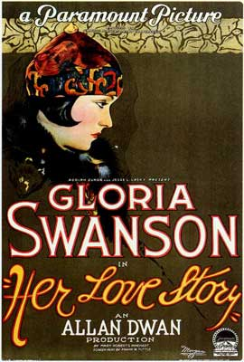 Her Love Story - 27 x 40 Movie Poster - Style A