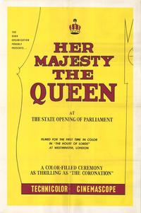 Her Majesty the Queen - 27 x 40 Movie Poster - Style A