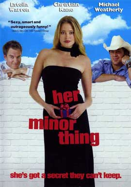 Her Minor Thing - 11 x 17 Movie Poster - Style A