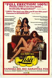 Her Name Was Lisa - 27 x 40 Movie Poster - Style A