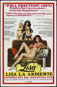Her Name Was Lisa - 43 x 62 Movie Poster - Bus Shelter Style A