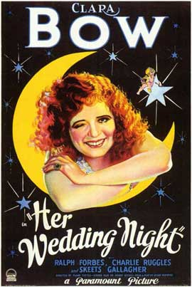 Her Wedding Night - 11 x 17 Movie Poster - Style A