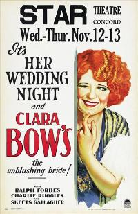 Her Wedding Night - 11 x 17 Movie Poster - Style B