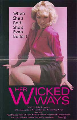 Her Wicked Ways - 11 x 17 Movie Poster - Style A