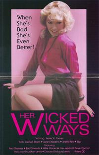 Her Wicked Ways - 27 x 40 Movie Poster - Style A