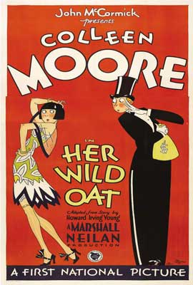 Her Wild Oat - 27 x 40 Movie Poster - Style B