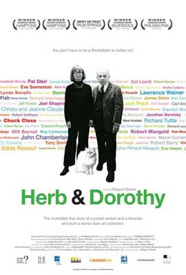 Herb and Dorothy - 27 x 40 Movie Poster - Style A