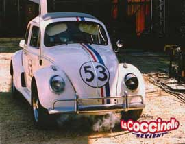Herbie: Fully Loaded - 11 x 14 Poster French Style B